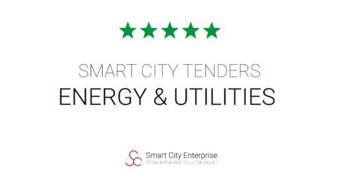 Tenders Energy Utillities