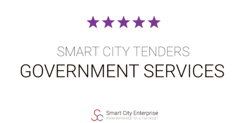 Tenders Government Services Public Municipal
